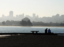 Romantic San Francisco Stock Image
