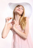 Romantic scent Royalty Free Stock Photography