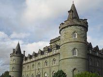 Romantic Scottish castle Stock Photo