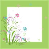 Romantic scrapbooking for invitation, greeting Stock Photo