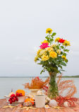 Romantic sea Royalty Free Stock Photos