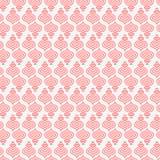 Romantic seamless pattern Stock Photography