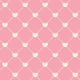 Romantic Seamless Pattern Background Vector Royalty Free Stock Photo