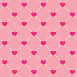 Romantic Seamless Pattern Background Vector Stock Photos