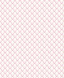 Romantic seamless pattern. Pattern with heart shape. vector illustration