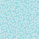Romantic seamless pattern with small flowers Stock Photography
