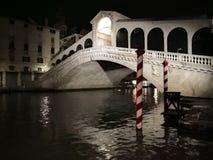 Shoot from Rialto Bridge Venice royalty free stock photo