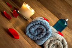 Romantic Spa Still Life for Couples