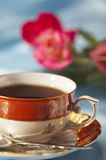 Romantic still life Royalty Free Stock Images