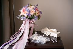 Romantic still life Royalty Free Stock Photo