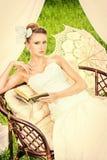 Romantic style Royalty Free Stock Photo