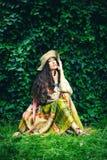 Romantic summer fashion Royalty Free Stock Image
