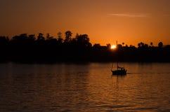 Romantic sunset  in Santa Cruz. California. US royalty free stock image