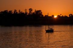 Romantic sunset  in Santa Cruz. California. US stock image