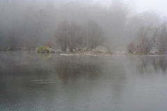 Romantic Tamega river Stock Photography