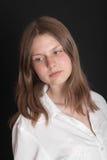 Romantic teenager girl Royalty Free Stock Photo