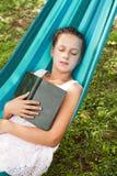 Romantic teenager royalty free stock photos