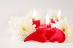 Romantic and tender Valentine Stock Image