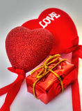 Romantic theme Royalty Free Stock Photos
