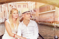 Romantic travel to Europe Royalty Free Stock Image