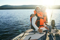 Romantic traveling Royalty Free Stock Images