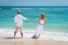 Romantic vacation Stock Photos