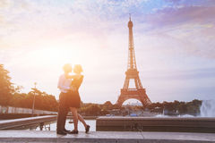 Romantic vacations in France Royalty Free Stock Photography