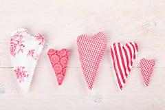 Romantic valentine's heart Royalty Free Stock Photos