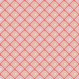 Romantic vector seamless pattern Stock Photos
