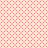 Romantic vector seamless pattern Royalty Free Stock Photos