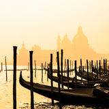 Romantic Venice, Italy Royalty Free Stock Photos