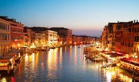 Romantic Venice Royalty Free Stock Photos