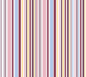 Romantic vertical striped seamless background Stock Photo