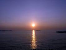 Romantic View stock image