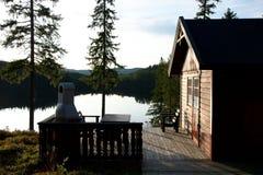 Free Romantic View To Hestsjøen Lake Stock Images - 13534274