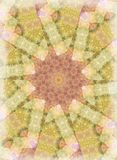 Romantic Vintage Quilt Pattern Texture 2 Royalty Free Stock Photos