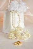 Romantic wedding Stock Image