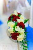 Romantic wedding setting Royalty Free Stock Photography