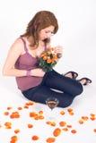 Romantic women Royalty Free Stock Photography