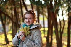 Romanticism of autumn Royalty Free Stock Image