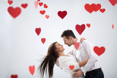 Romantico Immagine Stock