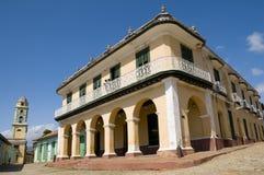 Romantico Museum, Trinidad, Cuba Stock Photo
