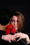 romantiker Royaltyfria Bilder