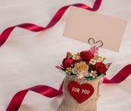 Romantiker av förälskelse Royaltyfri Foto