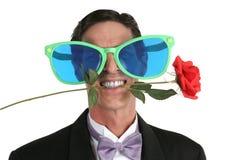 Romantique ridicule Image libre de droits