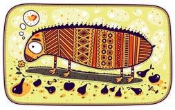 Romantisch dier Stock Afbeelding