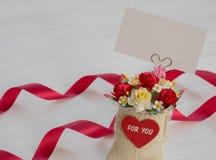Romantisch van liefde Royalty-vrije Stock Afbeelding
