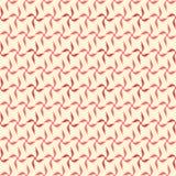 Romantisch vector naadloos patroon Royalty-vrije Stock Afbeelding