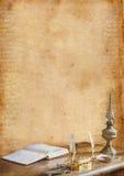 Romantische achtergrond Royalty-vrije Stock Fotografie