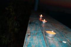 Romantische avond Royalty-vrije Stock Afbeelding